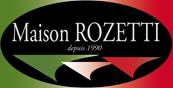 Maison ROZETTI, le spécialiste des produits italiens pour professionnels - importateur grossiste en produits italiens