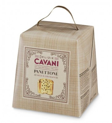 Panettone pépites Chocolat - 500grs