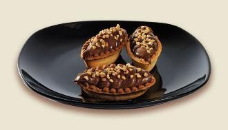 Barchette chocolat