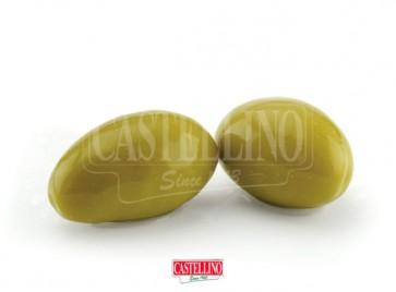 Olives Vertes géantes - Barquette de 1,9 kg