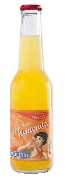 Bibite Aranciata SANS ALCOOL