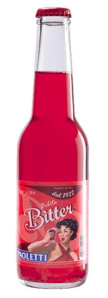 Bibite Bitter Rosso SANS ALCOOL