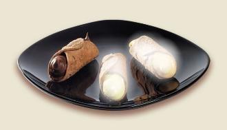 Canoli Sicilien Chocolat