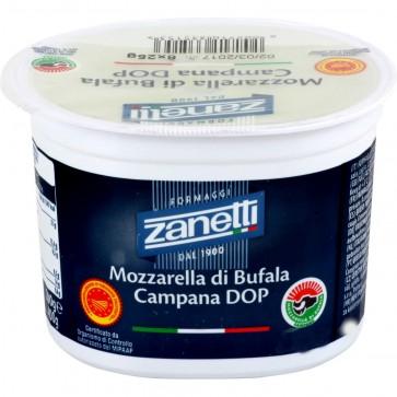 Mozza Cerise Bufala Campana D.O.P - 200grs (8*25gr) par 6