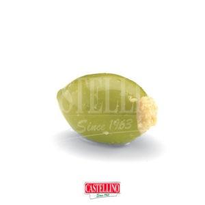 Olives Vertes Crème Citron - Barquette de 1,9 kg