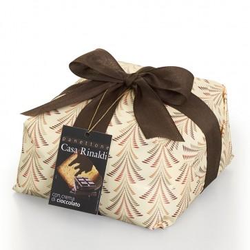Panettone coeur chocolat - 750g par 6