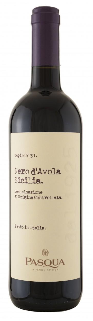 Nero d'Avola IGT - 75cl VINS ROUGE