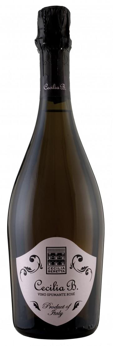 Spumante Rosé Cécilia Berretta - 75cl