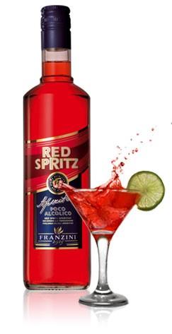 Red Spritz 11° LIQUEURS