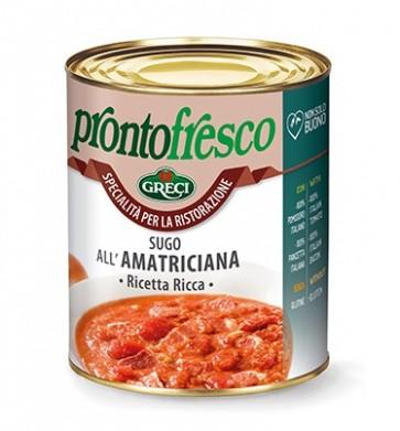 Sauce Prontofresco All'matriciana 4/4