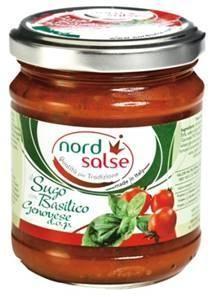 Sauce Tomates-Basilic