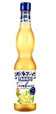 Sirop Fleurs de Sureau / Sambuca FABBRI - 560 ml