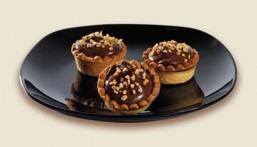 Tartelette Chocolat/Gianduja DOUCEURS PATISSERIE