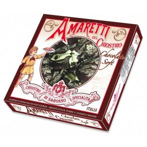 Amaretti moelleux chocolat 175 gr boite