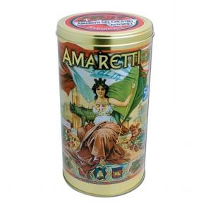 Amaretti mix molleux et croquant 175 gr