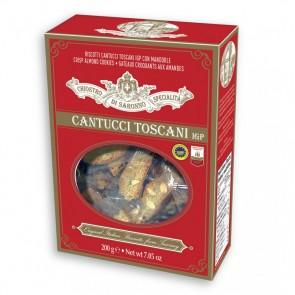 Cantuccini Toscani IGP aux amandes - Lazzaroni - 200g x 12