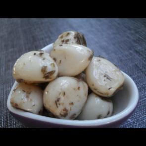 Gousses d'ail marinées - 212ml x 6