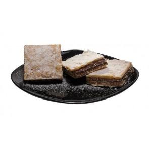 Millefeuille Chocolat ou Citron - Plateau de 1,5kg