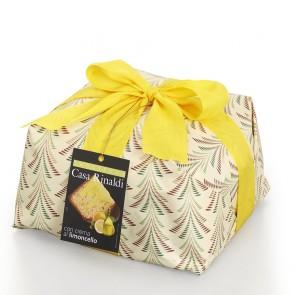 Panettone coeur limoncello - 750g par 6