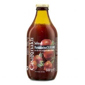 Sauce Tomate Cerise - 33cl