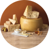 Parmigiano Reggiano - 1KG - Promotion